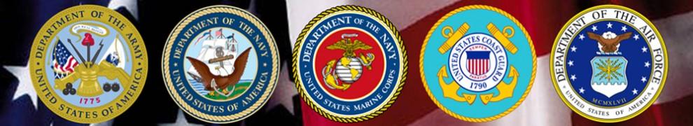 military seals flag